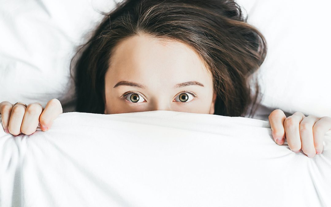 8 Steps for Improving Sleep for Busy Moms