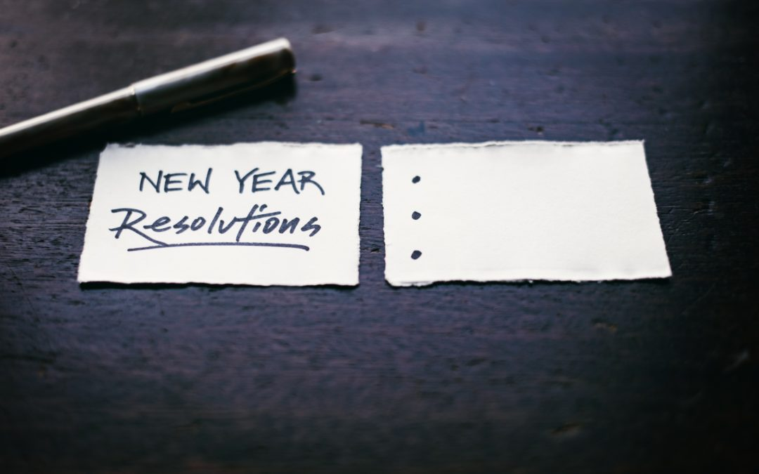 A Better Approach to This Year's Resolutions